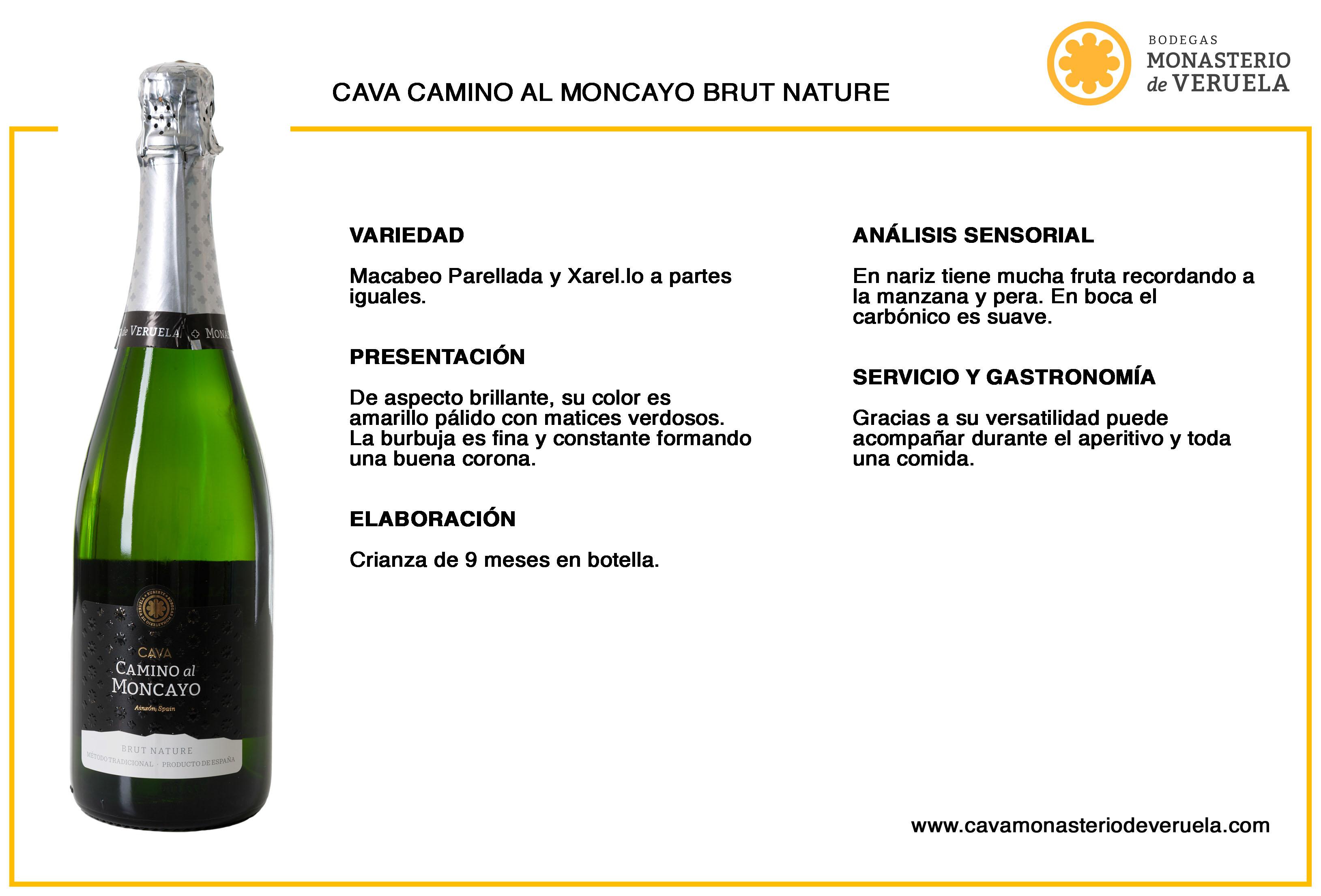 "Cava ""Camino al Moncayo"" Brut Nature Bodegas Ruberte #MicoMoncayo XIV Jornadas Micológicas Otoño 2017 - San Martín de la Virgen de Moncayo"